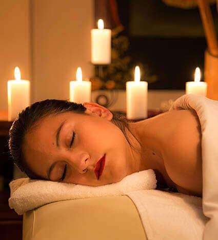 kraljičina masaža telesa