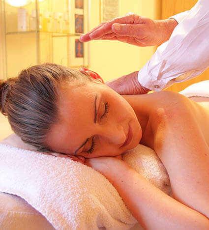 sproščujoča masaža